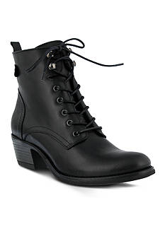 Spring Step Nario Lace Up Bootie