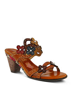 L`Artiste by Spring Step Peninah Slide Sandal