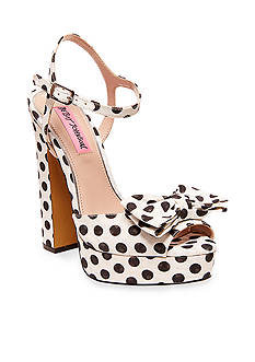 Betsey Johnson Applause Sandal