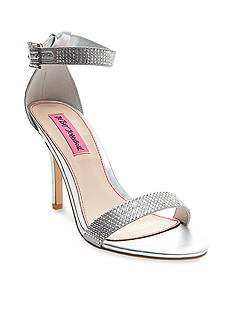 Betsey Johnson Brodway Ankle Strap Sandal