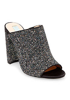 Betsey Johnson Astor Chunk Heel Slide
