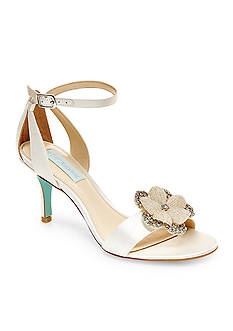 Betsey Johnson Casey Flower Sandal