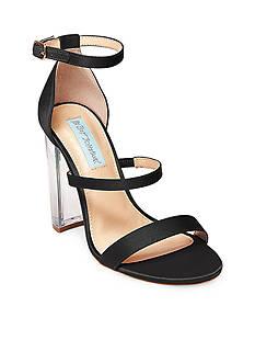 Betsey Johnson Dafne Block Heel Sandal