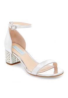 Betsey Johnson Melli Block Heel Sandal