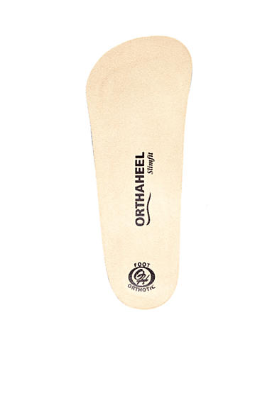 Vionic® with Orthaheel® Technology Dress Slim Orthotic Shoe Insoles