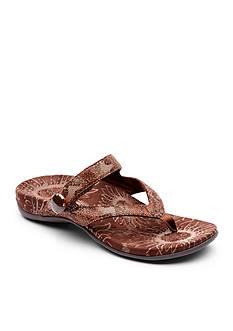 Orthaheel Cocoa Sandal