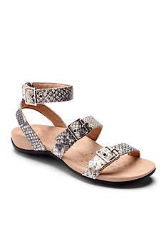 Orthaheel Sahara Flat Sandals