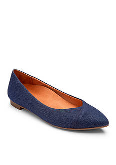 Orthaheel Caballo Flat - Available in Extended Sizes