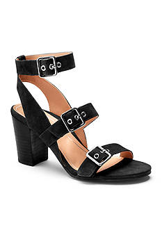 Orthaheel Carmel Three Strap Heel