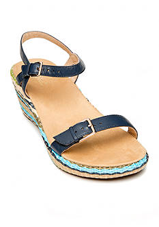 Vionic® with Orthaheel® Technology Enisa Wedge Sandal