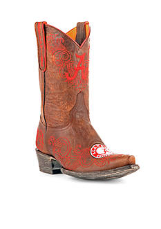 Gameday Boots Women's Universtiy of Alabama Mid Boot