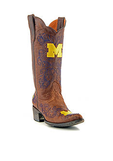 Gameday Boots Women's University of Michigan Tall Boot