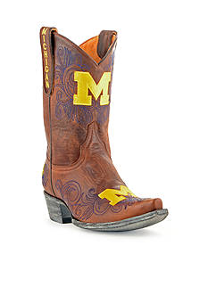 Gameday Boots University Of Michigan Mid Boot