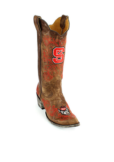 Gameday Boots Women's North Carolina State University Tall Boot