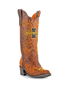 Gameday Boots University Of Iowa Tall Boot