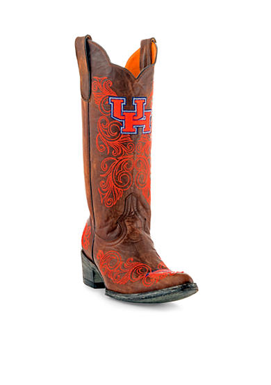 Gameday Boots University Of Houston Tall Boot