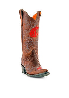 Gameday Boots Washington State University Tall Boot