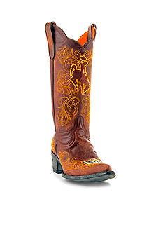 Gameday Boots University Of Wyoming Tall Boot