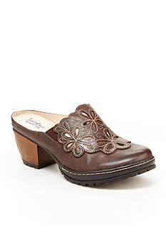 Jambu Balsa Mule Shoe