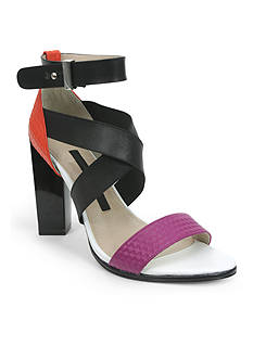 French Connection Melody Color Block City Sandal