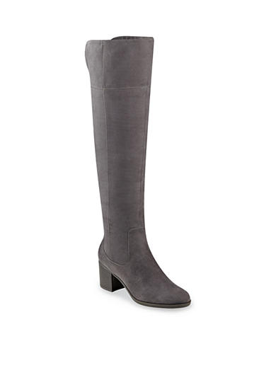 indigo rd. Oneal Over The Knee Heeled Boot