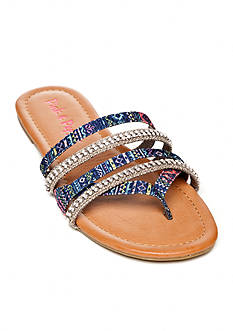 Pink & Pepper Solace Flat Sandal
