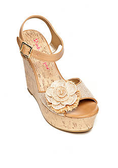 Pink & Pepper Tialla Wedge Sandal