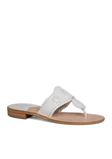 Jack Rogers Palm Beach Slip-On Sandals
