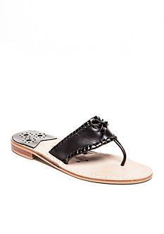 Jack Rogers Adeline Bow T-Strap Sandal