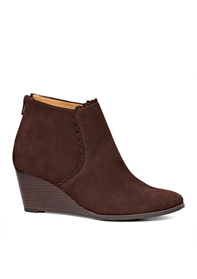 Jack Rogers Emery Suede Boot