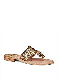 Jack Rogers Cleo Glitter Sandal
