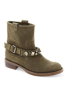 Kensie Squire Olive Pull On Bootie