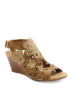 XOXO Serena Wedge Sandal - Online Only