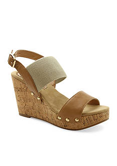 XOXO Bria Wedge Sandal