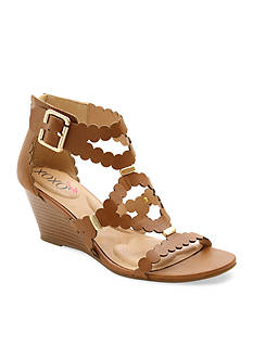 XOXO Scottie Wedge Sandal