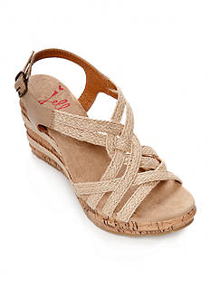 Jellypop Valley Wedge Sandal