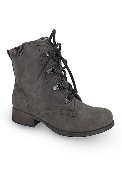 Jellypop Easley Lace Up Bootie