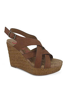 Jellypop Alsace Strappy Wedge Sandal