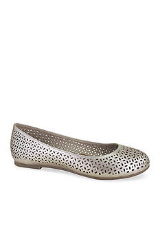 Jellypop Mora Perforated Ballet Flat