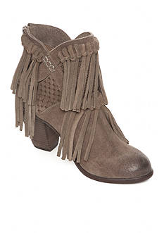 Naughty Monkey Dandy Leon Fringe Bootie