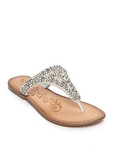 Naughty Monkey Angelina Flat Sandals