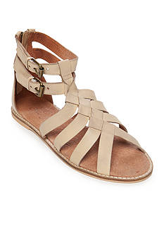 Naughty Monkey Cilani Knotted Gladiator Sandals