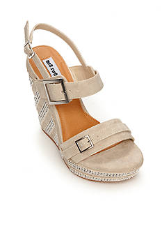 not rated Shell Beach Wedge Sandal