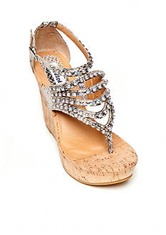 not rated Twin Lakes Wedge Sandal