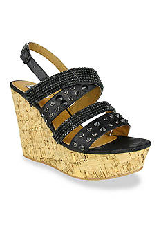 not rated Venice City Wedge Sandal