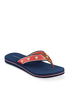 Tommy Hilfiger® Collette Turtle Flip Flop