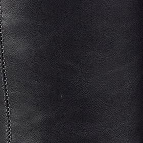 Wide Calf Boots: Black Tommy Hilfiger Shahar Riding Boot -Available in Wide Calf
