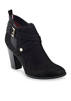 Tommy Hilfiger Silvia Belted Bootie