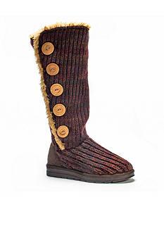 MUK LUKS Melena Crochet Boot
