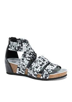 MUK LUKS Elle Wedge Sandal